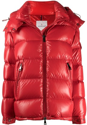 Moncler Maire hooded puffer jacket