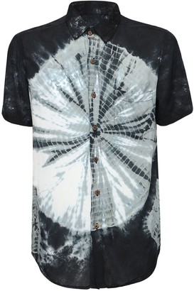 The People Vs Smashing Tie Dye Rayon Stevie Shirt