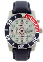 Sartego Men's SPC61-L Divers Watch with Unidirectional Rotating Bezel