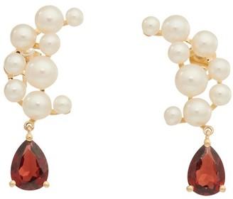Anissa Kermiche Blood Sisters earrings