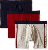 U.S. Polo Assn. Men's 3-Pack Fashion Stretch Boxer Briefs
