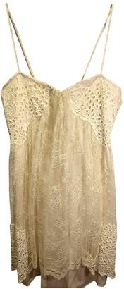 Jill Stuart White Lace Dress for Women