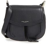 Marc Jacobs 'Maverick' Shoulder Bag - Black