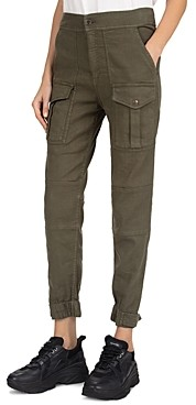 The Kooples Military Jogger Pants