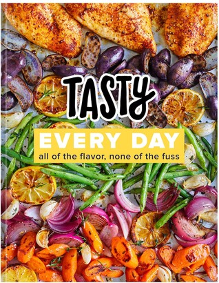 Penguin Random House Tasty by BuzzFeed Every Day Cookbook