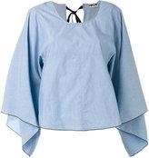 Hache oversized blouse