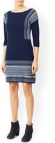 Monsoon Aria Stripe Dress