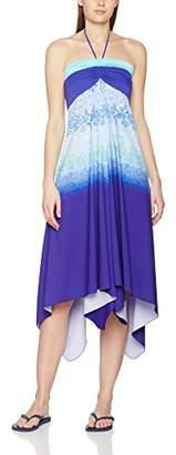 Opera Women's 63049 Multiway Beachwear - Blue - 10