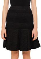 Lover Solitude Pleat Mini Skirt