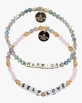 Little Words Project Self-Love Warrior Beaded Bracelet Set