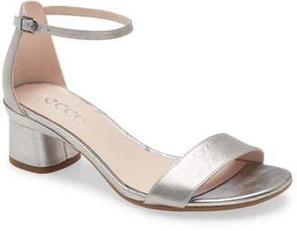 Ecco Elevate 45 Ankle Strap Sandal