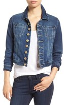 Jag Jeans Savannah Denim Knit Jacket