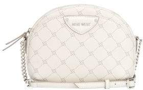 Nine West Mini Payton Faux Leather Crossbody Bag