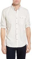 Timberland Still River Plaid Long Sleeve Regular Fit Shirt
