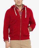 Polo Ralph Lauren Men's Big and Tall Fleece Full-Zip Hoodie