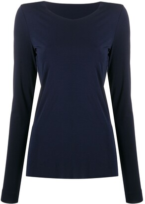Wolford Aurora long-sleeve top