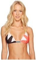 Mara Hoffman Superstar String Bikini Top Women's Swimwear