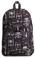 Loungefly Boy's Star Wars(TM) The Force Awakens Blueprint Backpack - Black