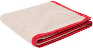 Richard Quinn Cashmere Travel Blanket