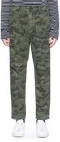 Denham Jeans 'Nato' camouflage print cargo pants