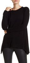 Karen Kane Asymmetrical Hem Sweater