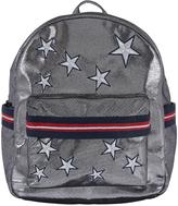 Accessorize Sporty Stars Metallic Mini Backpack