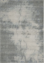Momeni Cracked Concrete Rectangular Rug