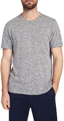 Faherty Heathered Crewneck T-Shirt