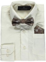 Vittorino Little Boys' Dress Shirt with Accessories