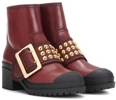 Burberry Whitchester leather boots