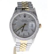 Rolex Datejust 16233CTJ 18K Yellow Gold / Stainless Steel 36mm Unisex Watch