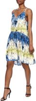 Gala Blue Summer Dress