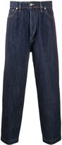 Societe Anonyme baggy fit denim trousers