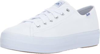 Keds Women's TRIPLE KICK CANVAS Sneaker