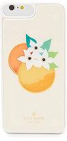 Kate Spade Orange Blossom Shake iPhone 7 Plus Case