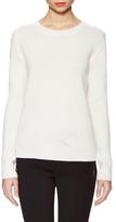 Diane von Furstenberg Chelsa Wool Ribbed Sweater