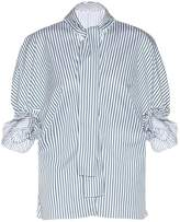 J.W.Anderson Exclusive to mytheresa.com short-sleeved cotton blouse