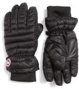 Canada Goose Women's Lightweight Quilted Down Gloves