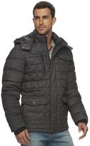 Marc Anthony Men's Slim-Fit Hooded Quilted Puffer Jacket