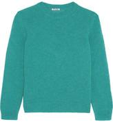Miu Miu Wool Sweater - Turquoise