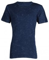 Denham Signature Dot Crew Neck T-shirt