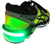"""Schatzii Running & Biking Shoe Light Spurs (Set of 4) """"FireFly"""""""