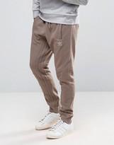 Adidas Originals Fallen Future Joggers In Beige Br1805