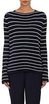 The Row Women's Stretton Striped Knit Sweater