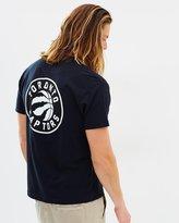 Mitchell & Ness Mono Logo Tee - Toronto Raptors
