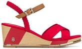 Tommy Hilfiger mid-high wedge sandals