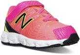 New Balance Toddler Girls' 890 v5 AC Running Velcro® Sneakers from Finish Line