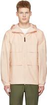 Saturdays Nyc Pink Travis Windbreaker Jacket