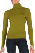 Context Long-Sleeve Turtleneck Sweater