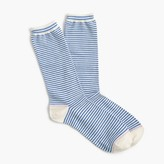 J.Crew Striped trouser socks